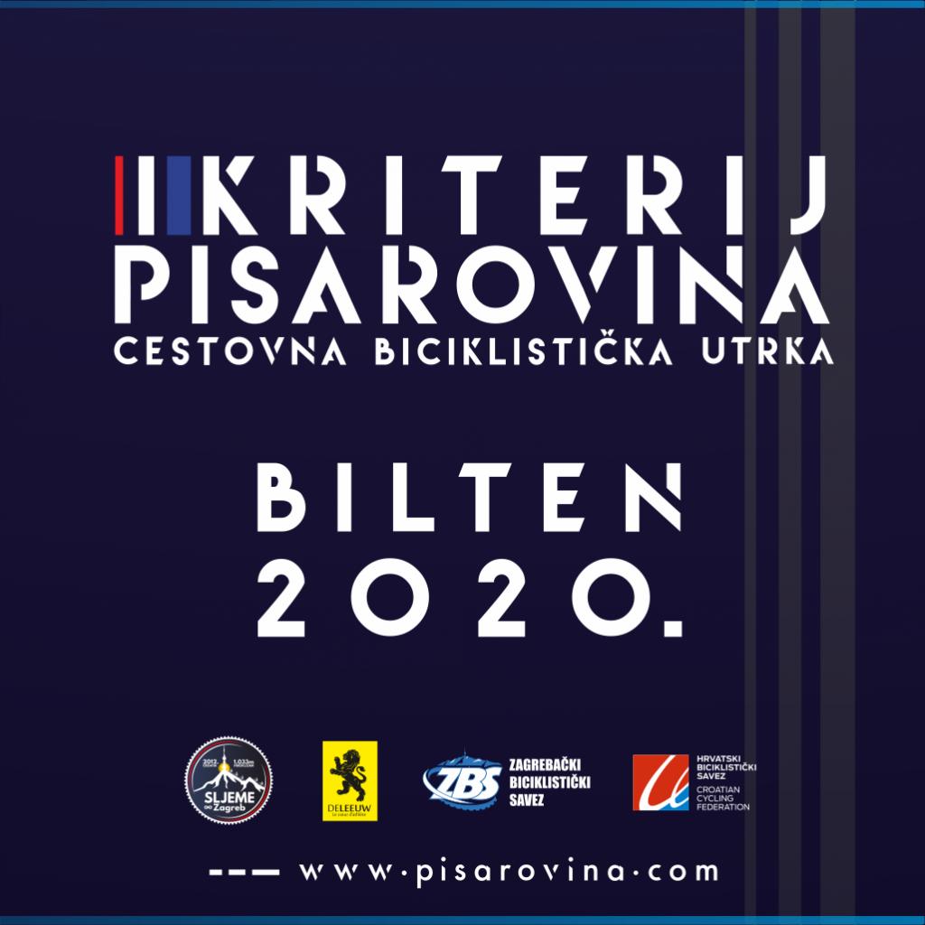 kriterij pisarovina 2020