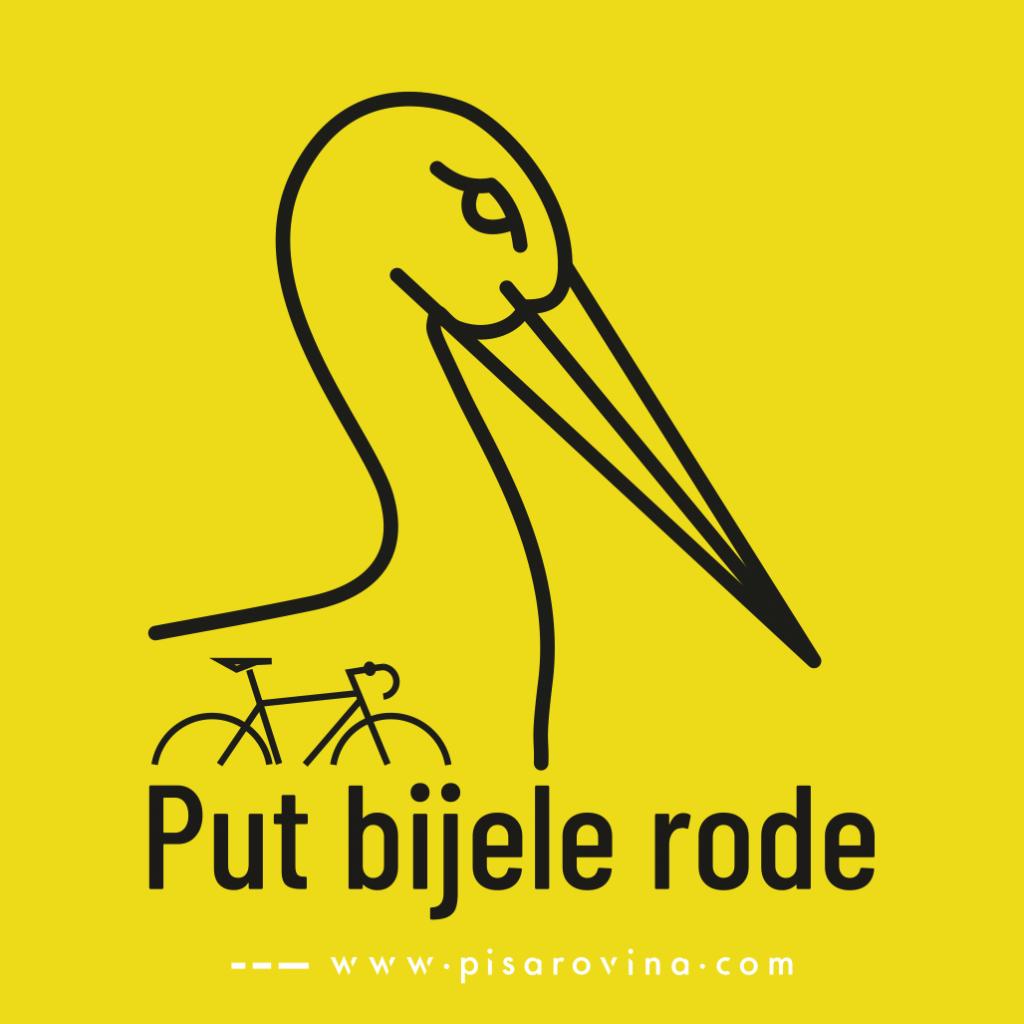 biciklijada put bijele rode
